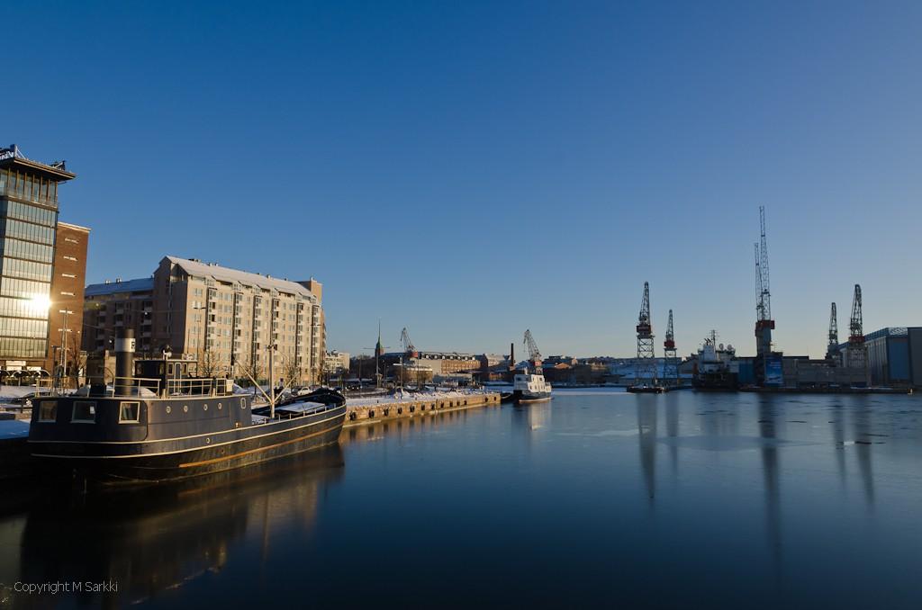 Ruoholahti, Helsinki